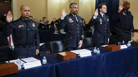 'This is how I'm going to die': Capitol police officers describe attack by Trump supporters in emotional testimony to House committee