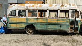 'She needs a lot of work': Museum of the North staff begins work on 'Into the Wild' bus