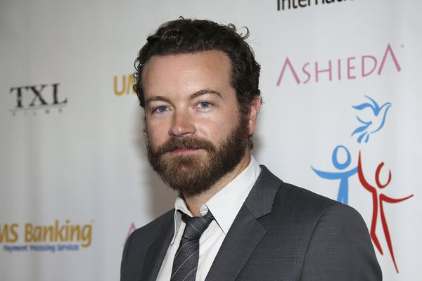 FILE - In this March 24, 2014 file photo, actor Danny Masterson arrives at Youth for Human Rights International Celebrity Benefit in Los Angeles. Masterson, known for his roles in