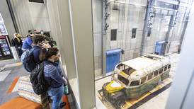 'Into the Wild' bus now visible to the public as conservation work continues in Fairbanks