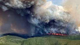 Cooler weather helps firefighters battling 11,000-acre blaze near Chena Hot Springs