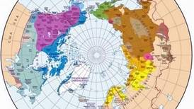 New map re-envisions Arctic region without national borders