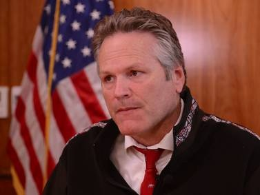 As COVID cases surge in Alaska, political strife escalates between Gov. Mike Dunleavy and his challengers