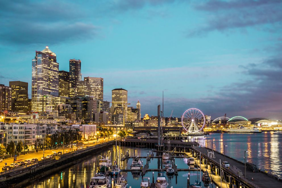 Seattle. (Getty Images)