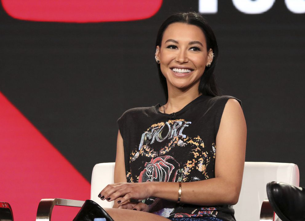"""FILE - In this Jan. 13, 2018, file photo, Naya Rivera participates in the 'Step Up: High Water ' panel during the YouTube Television Critics Association Winter Press Tour in Pasadena, Calif. Authorities say former """"Glee"""" star Rivera is missing and being searched for at a Southern California lake. The Ventura County Sheriff's Department late Wednesday, July 8, 2020, confirmed that Rivera is the person being searched for in the waters of Lake Piru, which is approximately 56 miles (90 kilometers) northwest of downtown Los Angeles. (Photo by Willy Sanjuan/Invision/AP, File)"""