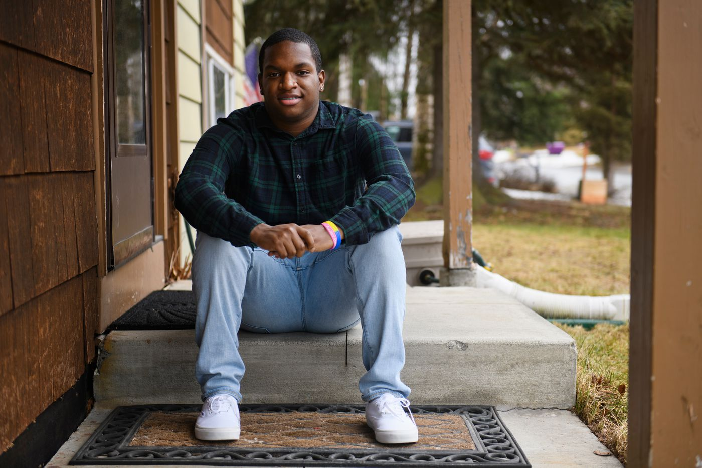 Derrick Taylor Jr. (Marc Lester / ADN)
