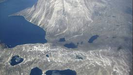 Walloped by a heat wave, Greenland sees massive ice melt