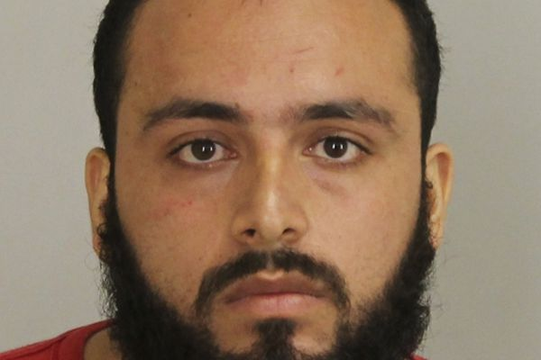 An undated handout photo of Ahmad Khan Rahimi. On Oct. 16, 2017, a federal jury convicted Rahimi, a loner from New Jersey drawn to online calls to jihad, of setting the explosives in the Chelsea neighborhood of New York that blew out windows and sent shrapnel flying into buildings, cars and people during a two-day bombing campaign in and around New York City last year. (Union County Prosecutor's Office via The New York Times) -- FOR EDITORIAL USE ONLY. --
