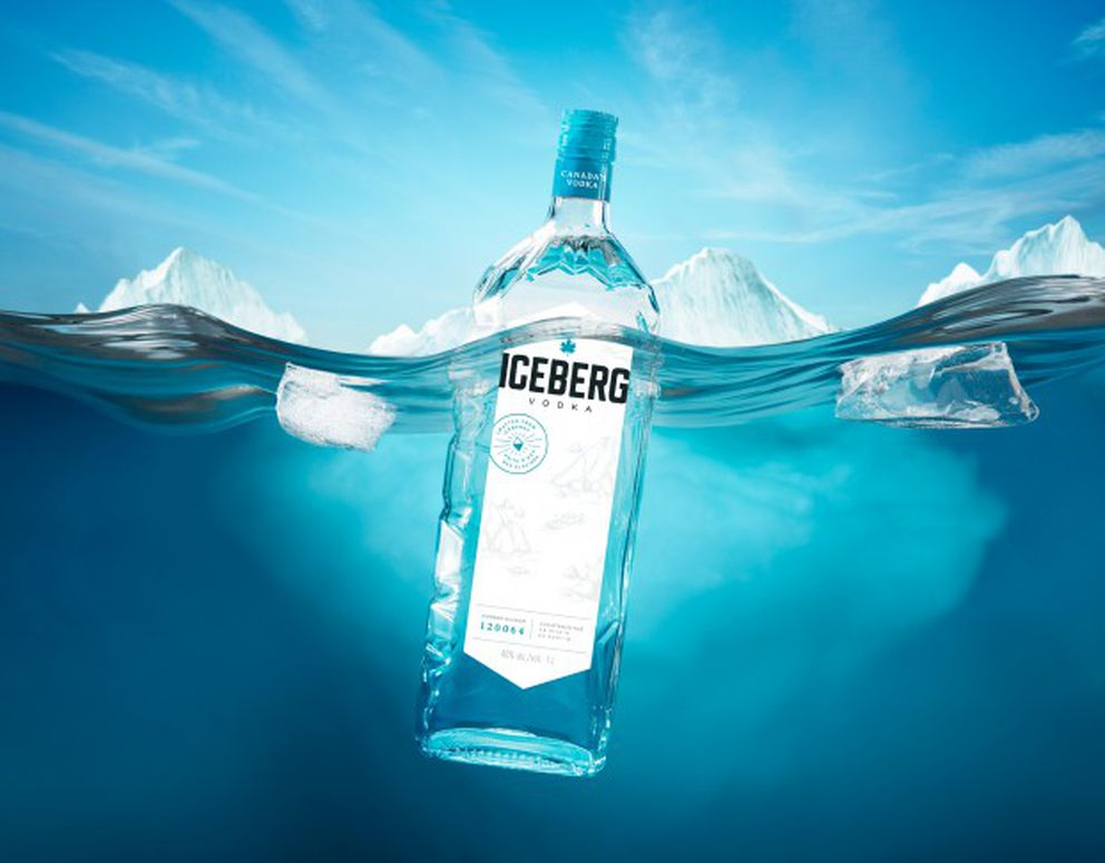 Iceberg vodka