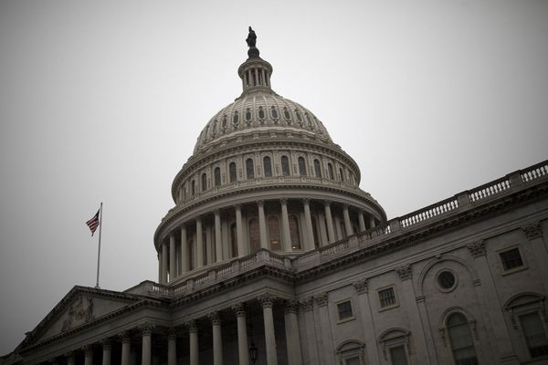 The U.S. Capitol in Washington. MUST CREDIT: Bloomberg photo by Aaron P. Bernstein.