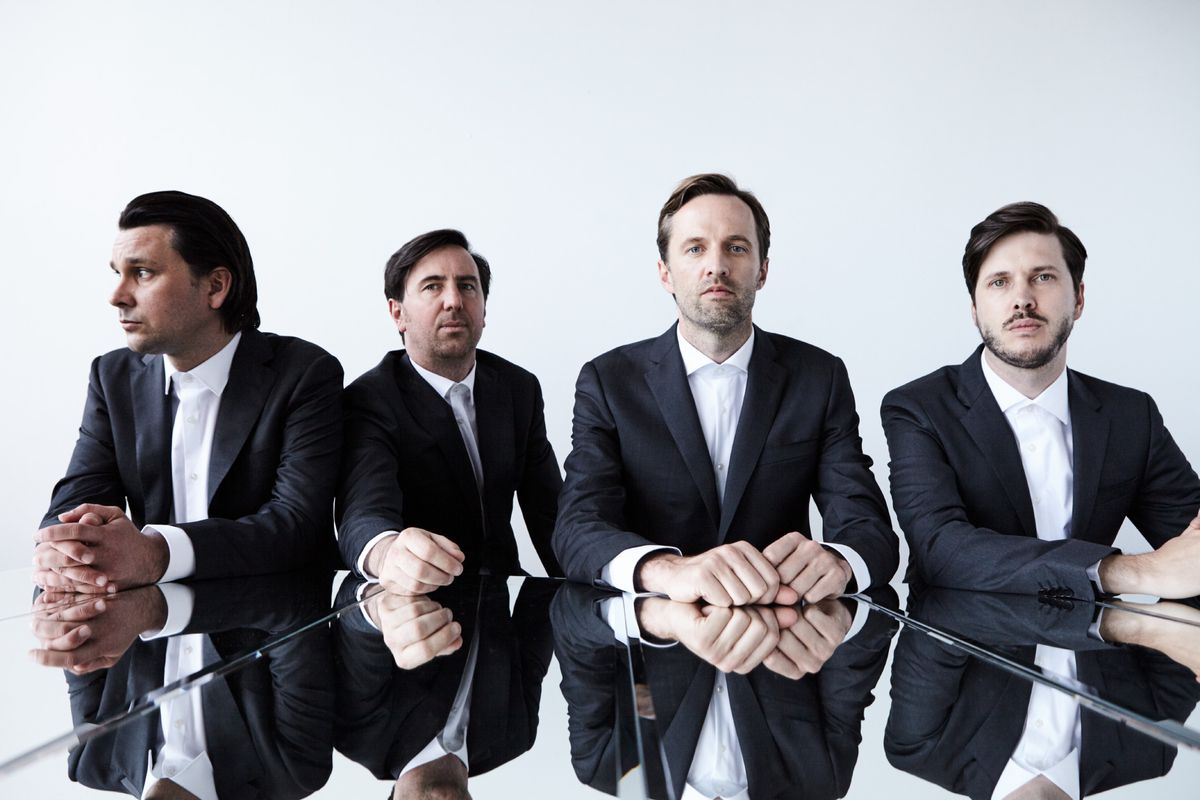 Cut/Copy (Photo by Jimmy Fontaine)