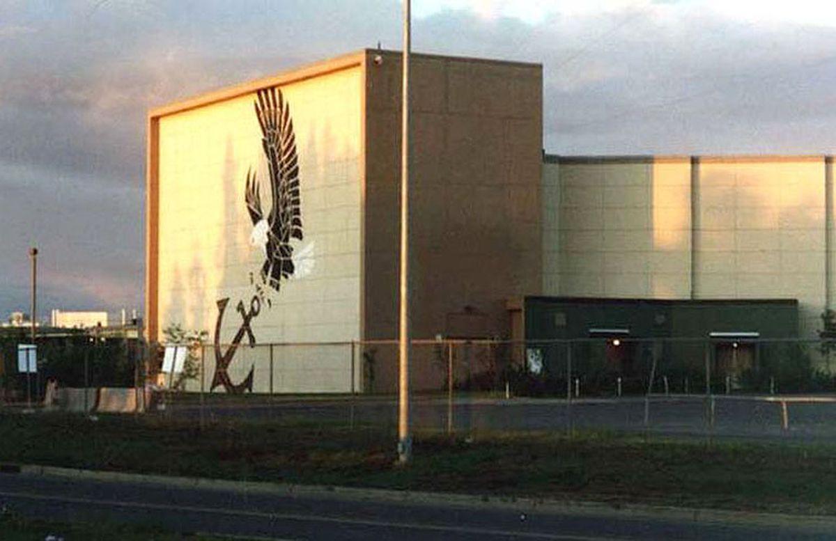 West High Auditorium, Anchorage