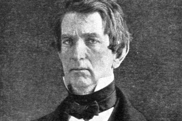 William H. Seward in 1851, while a U.S. Senator from New York. (Library of Congress)