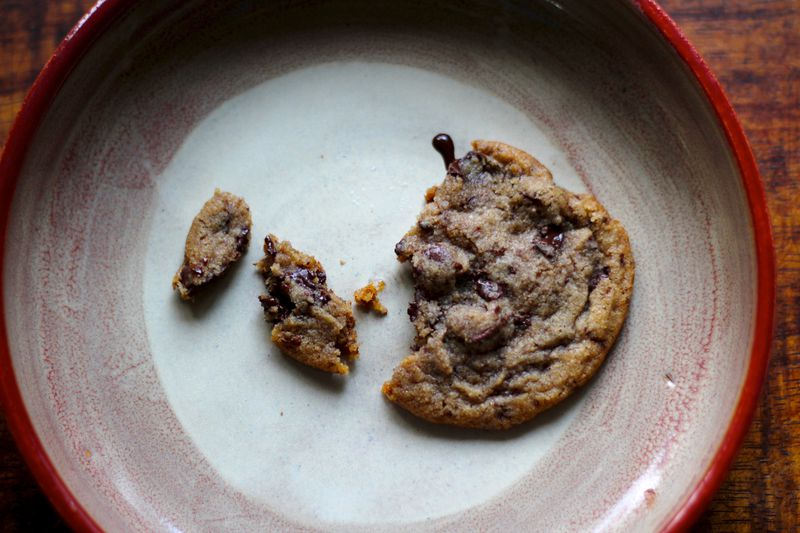 Tahini in your chocolate chip cookies? It's not so nuts