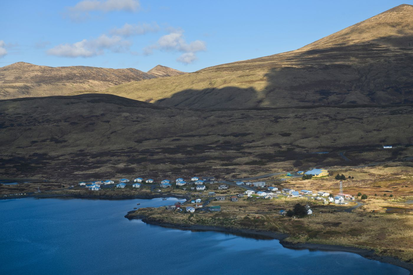 Akhiok, an Alutiiq village of about 52 people, is located on southwestern Kodiak Island, about 90 air miles from the city of Kodiak. (Marc Lester / ADN)