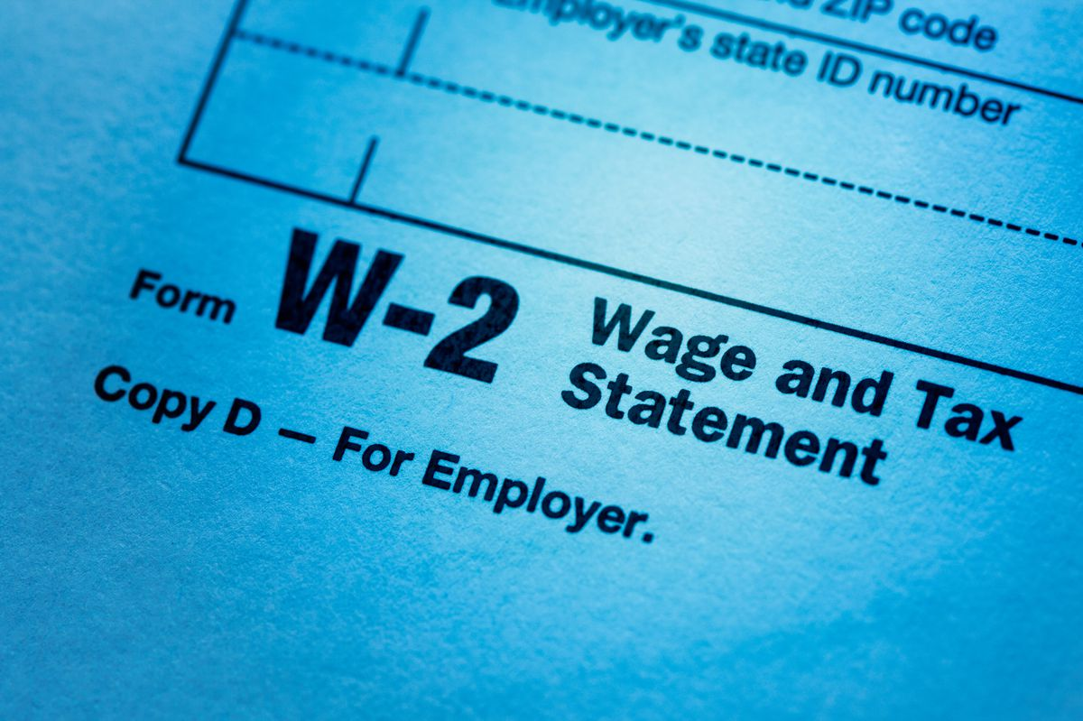 Has a prospective employer asked for a copy of your W-2? You have a few options for how to respond. (Thinkstock)