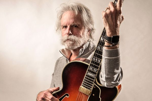 Bob Weir will play two shows in Girdwood this week.