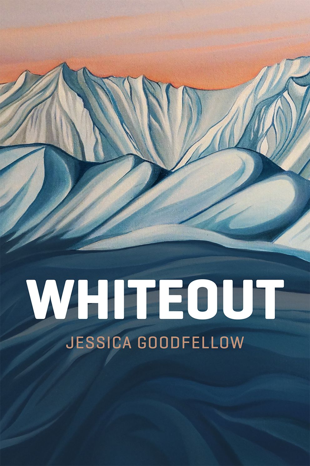 """Whiteout,"" by Jessica Goodfellow"