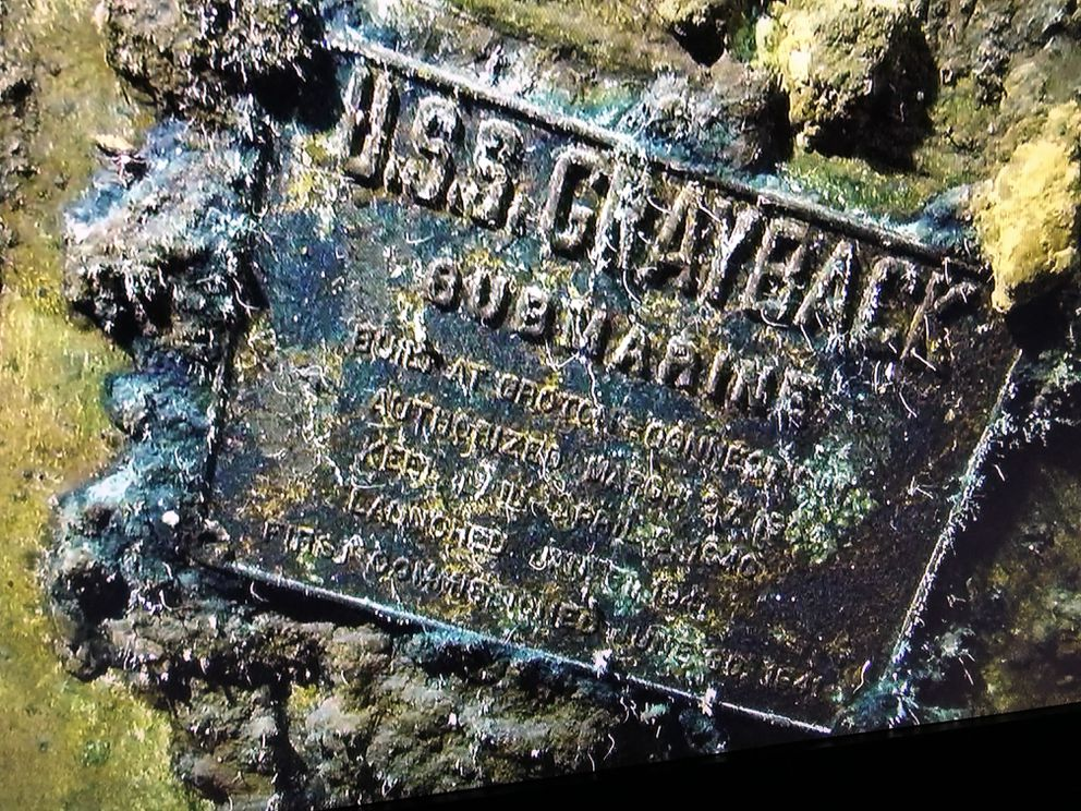 The USS Grayback was discovered off the coast of Japan in June by the Lost 52 Project, dedicated to finding all 52 U.S. submarines lost in action during World War II. (Tim Taylor-Lost 52 Project)
