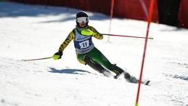 UAA ski team gets another NCAA All-America finish on a hot and cold day on the alpine slopes