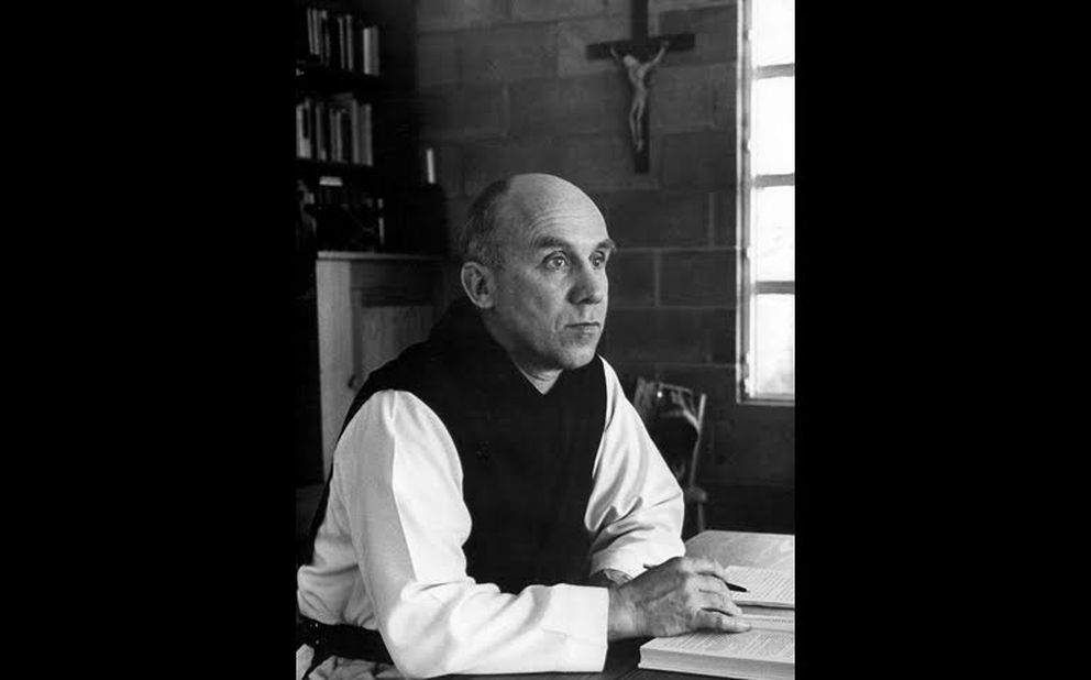 Trappist Monk Thomas Merton. (Photo courtesy Thomas Merton Legacy Trust, Bellarmine University.)