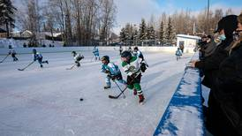 A multitude of outdoor ice options in Anchorage takes the edge off the winter of COVID