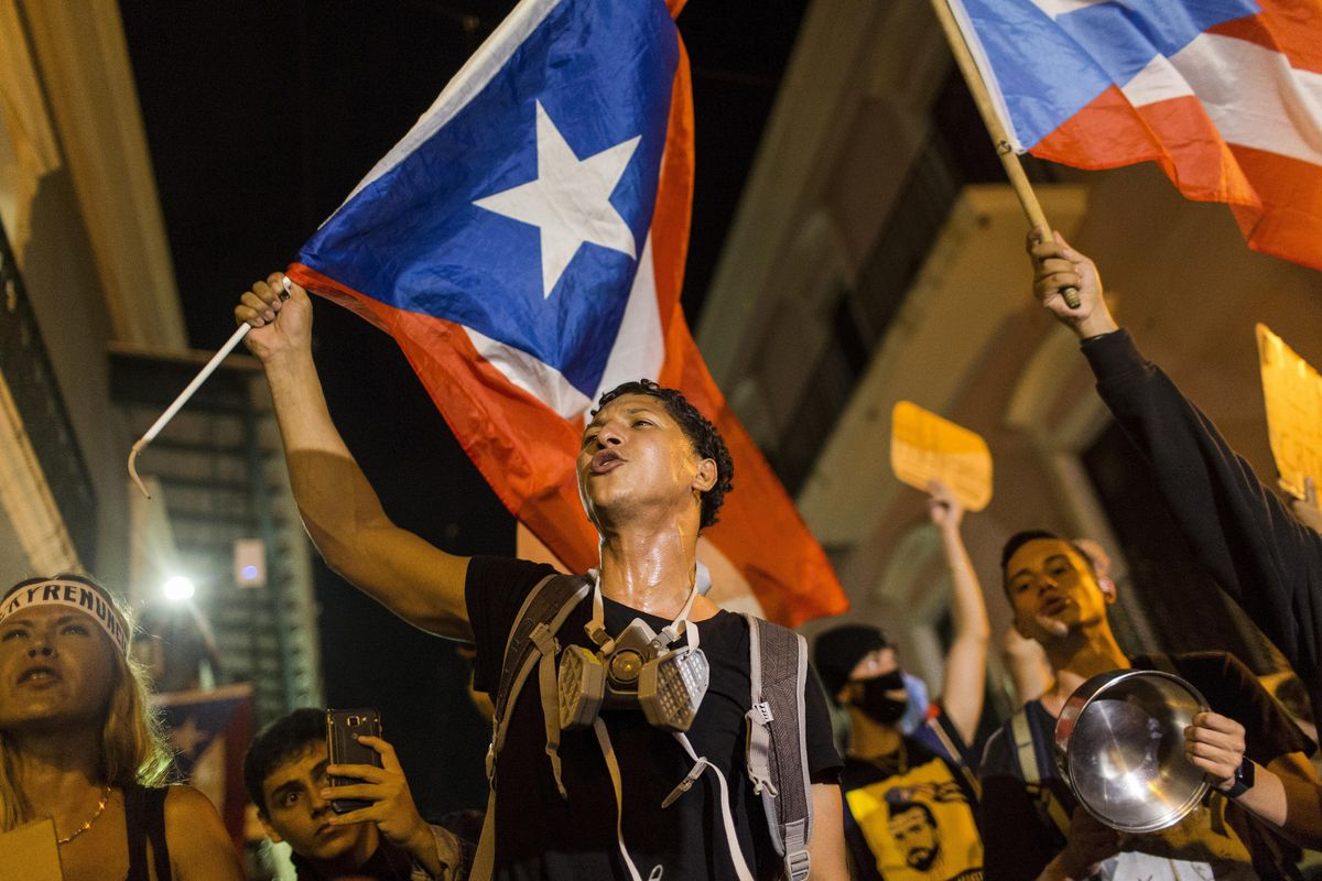 Amid Outrage Over Online Messages Puerto Rico Governor Says He Is