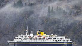 Insurance expenses drive up costs of docking Alaska state ferry in need of overhaul