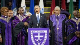 Sen. Sullivan: Grace, harmony prevail at funeral of Charleston minister slain by hatred