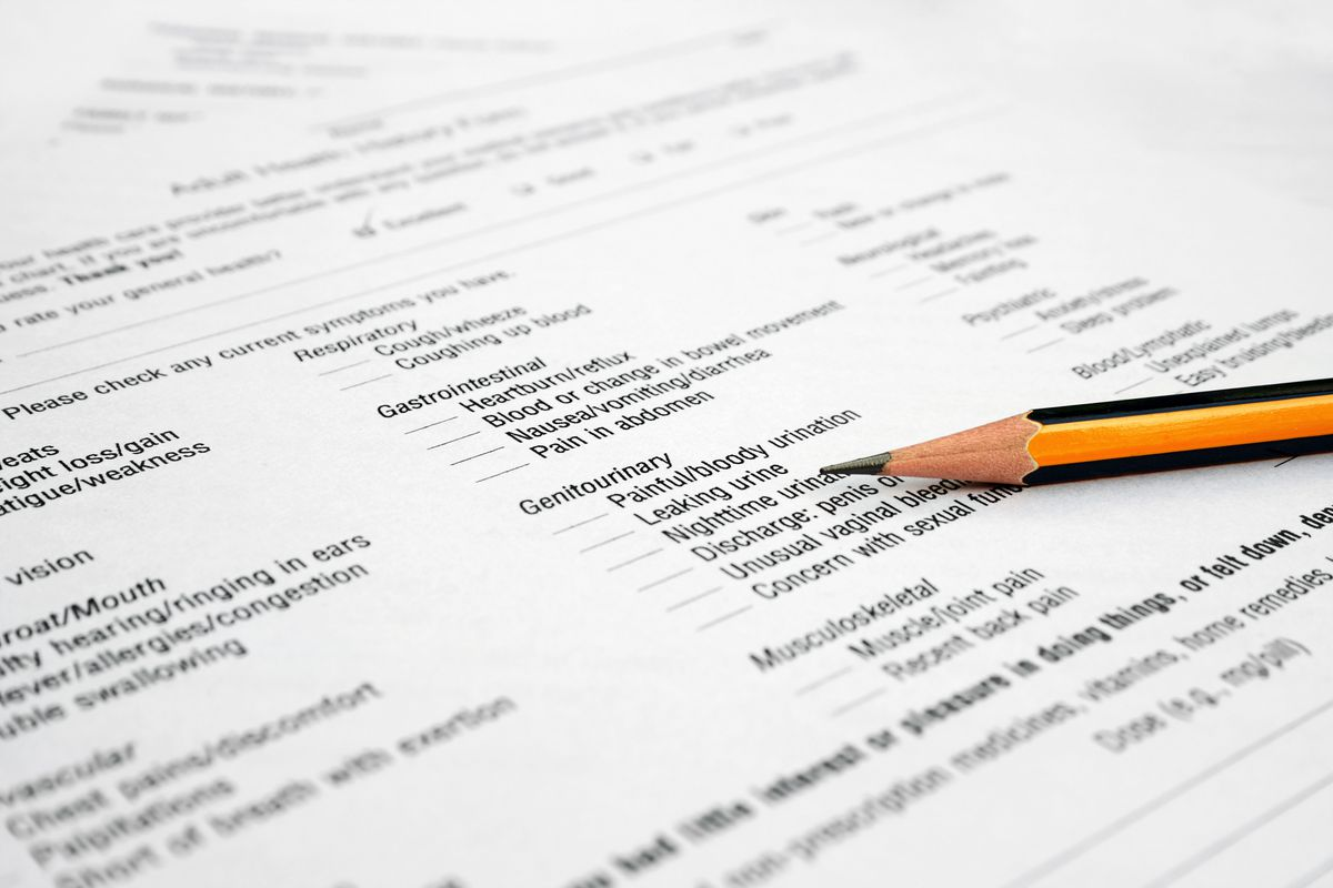 Increasingly, employers are asking new hires for information about their medical history. (Thinkstock)
