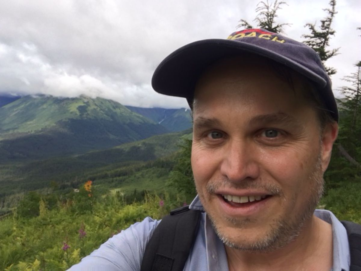 Searchers are looking for Bradford Broach, 46, last seen near Alyeska Resort in Girdwood on Tuesday, Aug. 2, and seen in this undated photo. (via Alaska State Troopers)