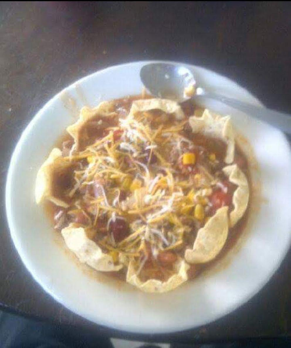 Taco soup. (Photo by Lecon Chuitt Jr.)
