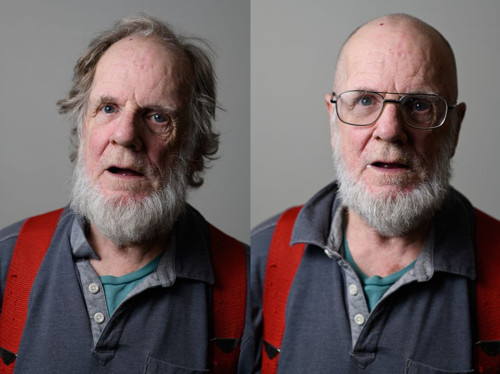 Charles Deveney. (Marc Lester / Anchorage Daily News)