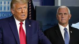 Vice President Pence torn between loyalty to Trump and the Constitution