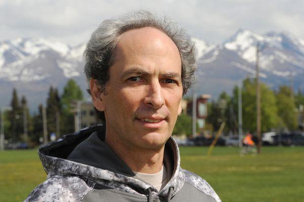 Andy Elsberg, M.D., is an emergency room physician at Providence Alaska Medical Center. (Bill Roth / ADN)