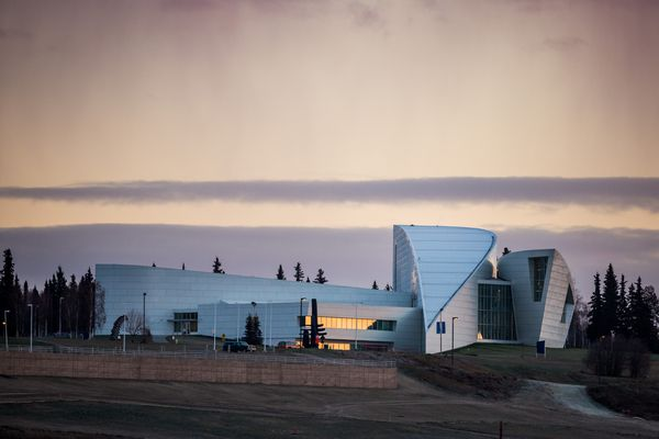OPINION: History shows that Alaska's leaders of old understood the value of a university.Pictured: Museum of the North on the University of Alaska Fairbanks campus.
