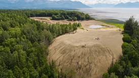 Curious Alaska: Why are there sand dunes in Anchorage's Kincaid Park?