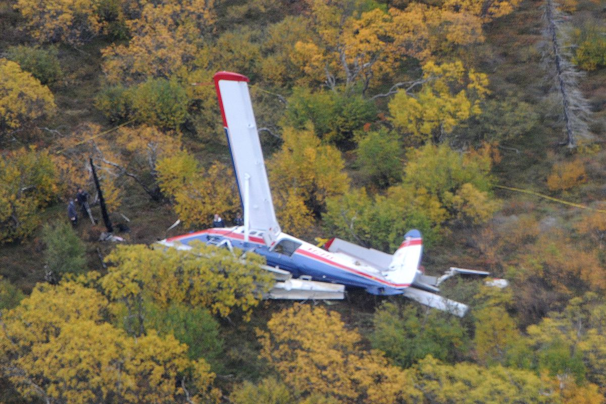 Ntsb >> NTSB: Night-vision gear went unused before deadly float plane crash in Iliamna - Anchorage Daily ...
