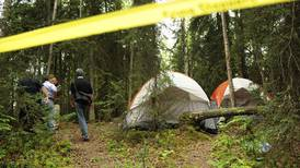 Anchorage woman found dead in tent after night of drinking