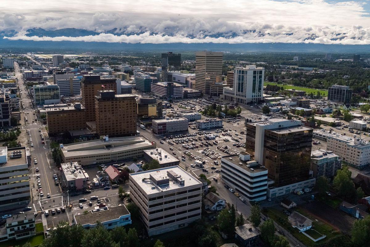 Anchorage . (Loren Holmes / ADN)