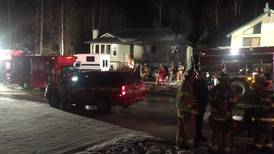 Man found dead in Eagle River house fire