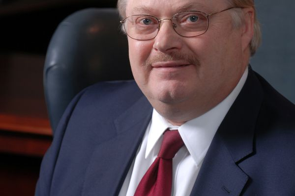 Bob Gillam in 2007. (Courtesy Bob Gillam)