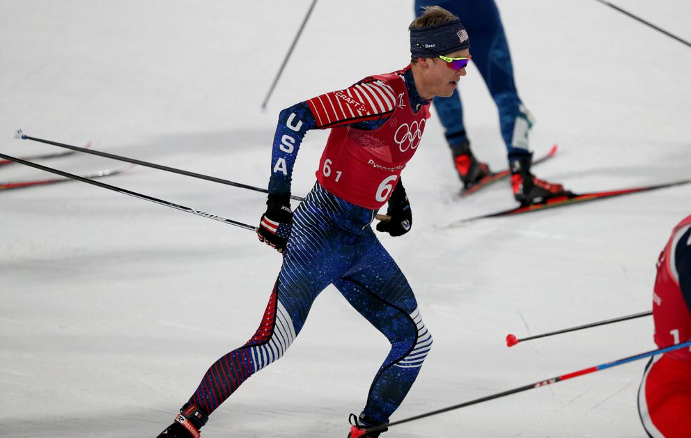 Erik Bjornsen says it was a career highlight to be a punchline for a Jimmy Fallon joke after the 2014 Sochi Olympics (Matt Kryger-USA TODAY Sports)