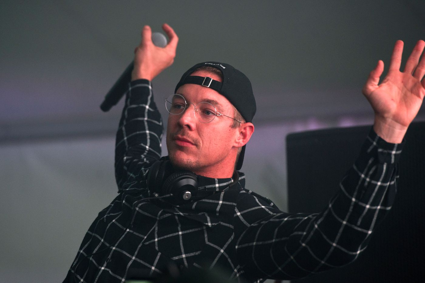 Image result for diplo on stage