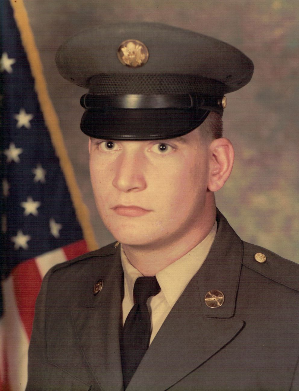 Doug Cleaves served in the U.S. Army from 1977 to 1980, and was a member of the Army National Guard. (Photo courtesy of the Cleaves family)