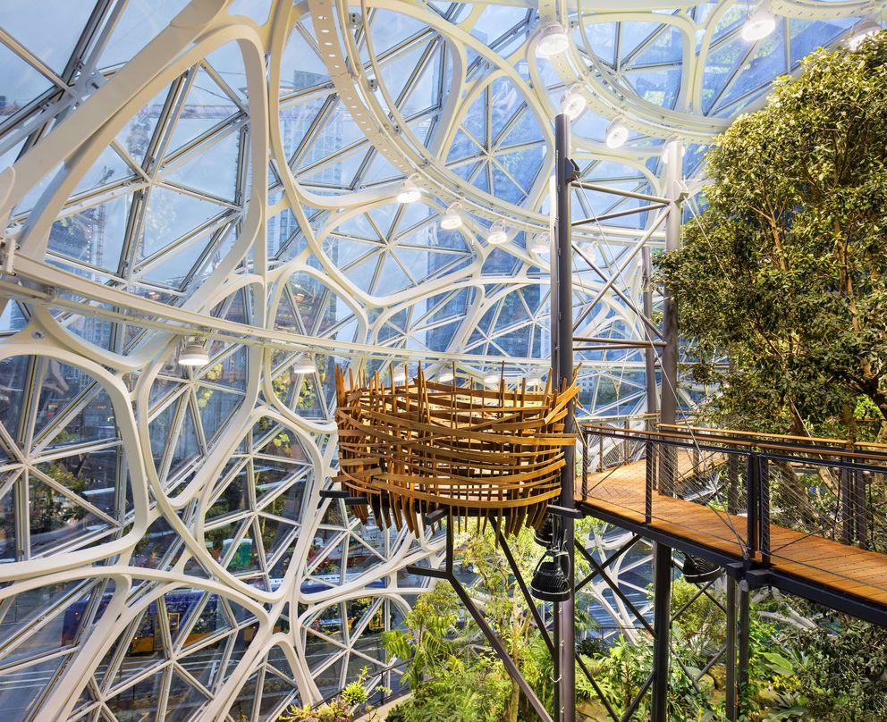 Biosphere  Tour Times