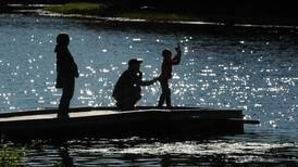 Summer is almost gone, but the action is still hot at Little Campbell Lake