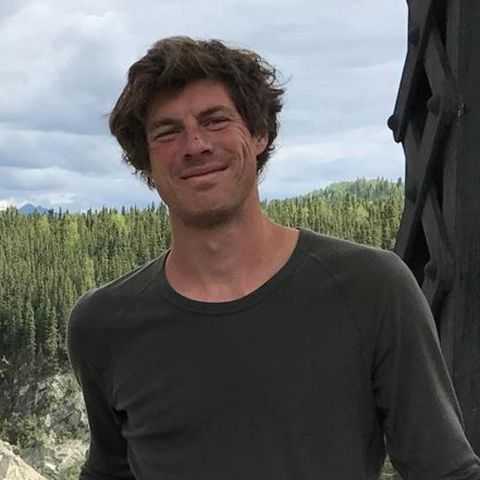 The National Park Service is searching for Nick Larsen, pictured here, who was last seen in McCarthy on Aug. 7, 2017. (Courtesy National Park Service)