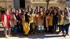 Afghanistan's national girls soccer team granted asylum in Portugal