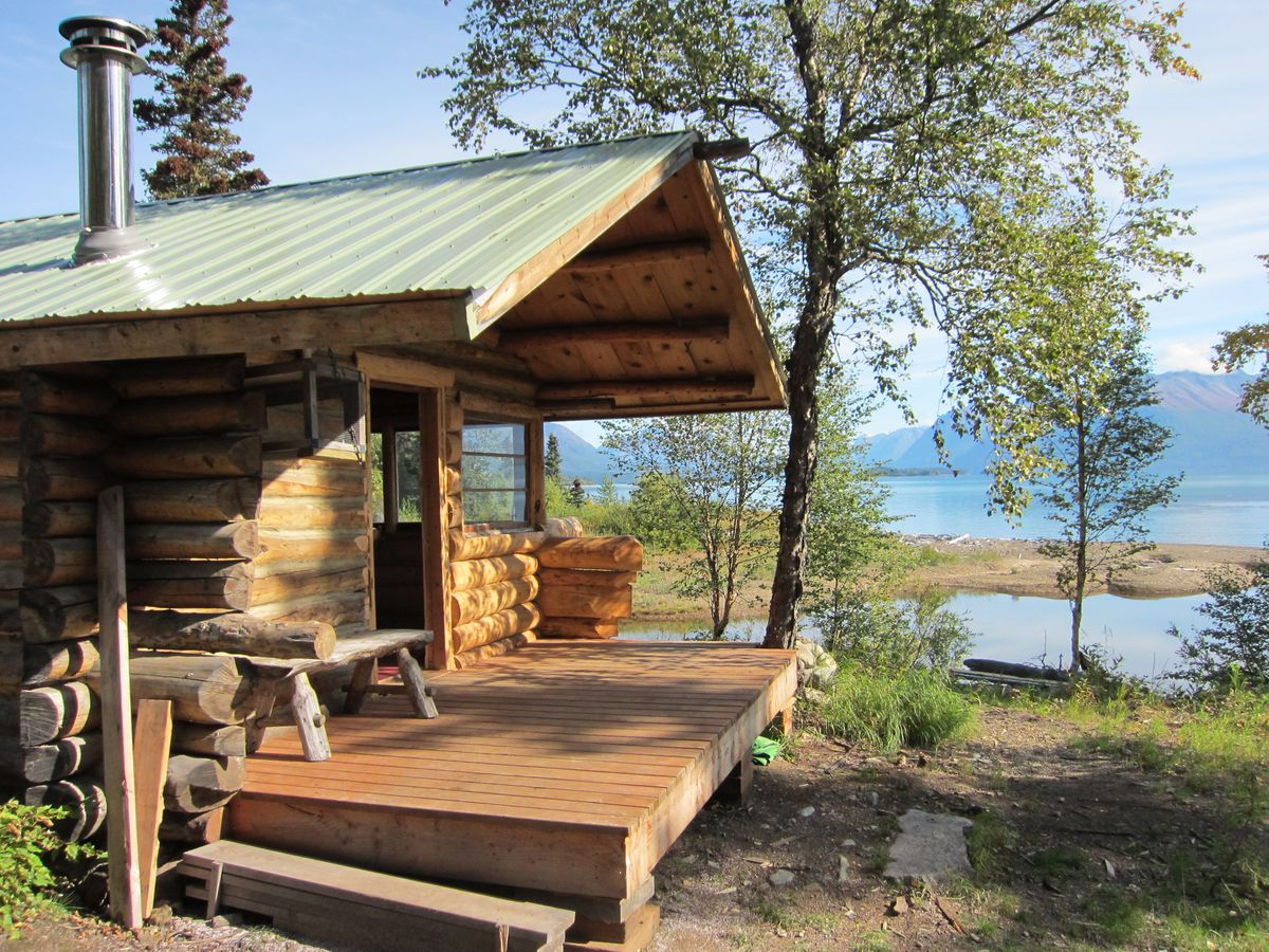 Lake Clark National Park S Only Public Use Cabin Is A Gem